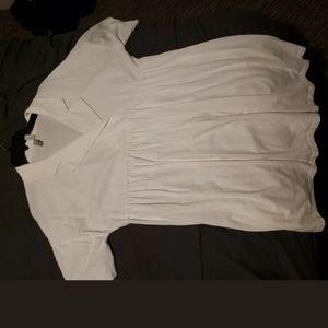 Asos maternity shirt dress